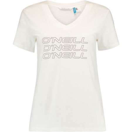Dámske tričko - O'Neill LW TRIPLE STACK V-NECK T-SHIR - 1