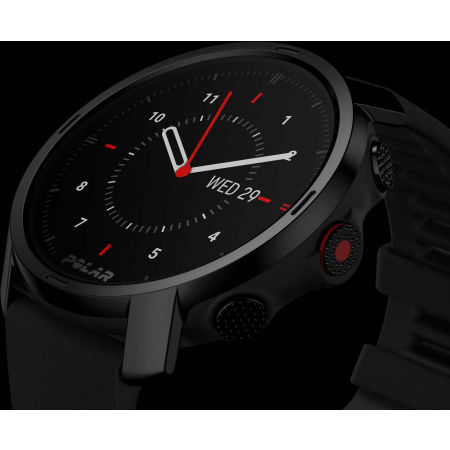 Multišportové hodinky s GPS a záznamom srdcovej frekvencie - POLAR GRIT X - 10