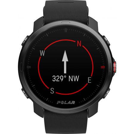 Zegarek sportowy z GPS i pomiarem tętna - POLAR GRIT X - 1