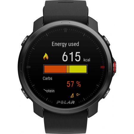 Multišportové hodinky s GPS a záznamom srdcovej frekvencie - POLAR GRIT X - 2