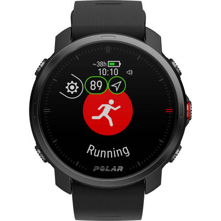 Multišportové hodinky s GPS a záznamom srdcovej frekvencie - POLAR GRIT X - 3