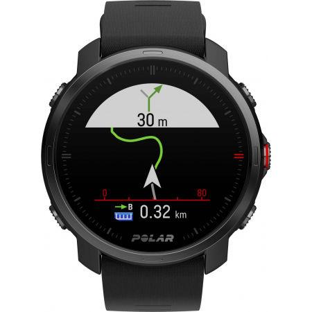 Zegarek sportowy z GPS i pomiarem tętna - POLAR GRIT X - 5