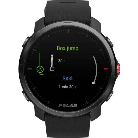 Zegarek sportowy z GPS i pomiarem tętna - POLAR GRIT X - 6
