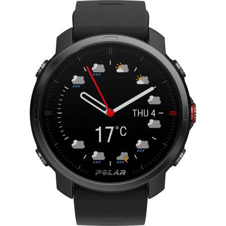 Zegarek sportowy z GPS i pomiarem tętna - POLAR GRIT X - 8