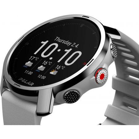 Multisportovní hodinky s GPS a záznamem tepové frekvence - POLAR GRIT X - 8