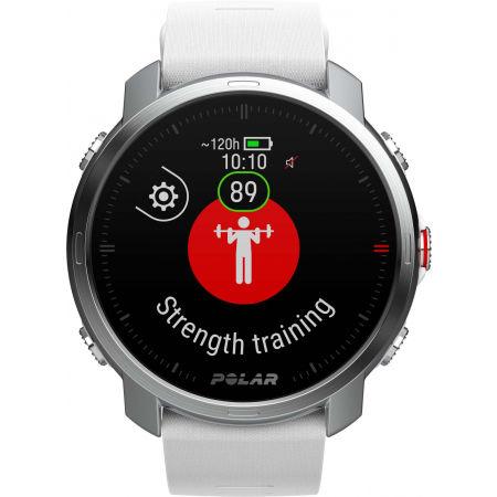 Multisportovní hodinky s GPS a záznamem tepové frekvence - POLAR GRIT X - 2