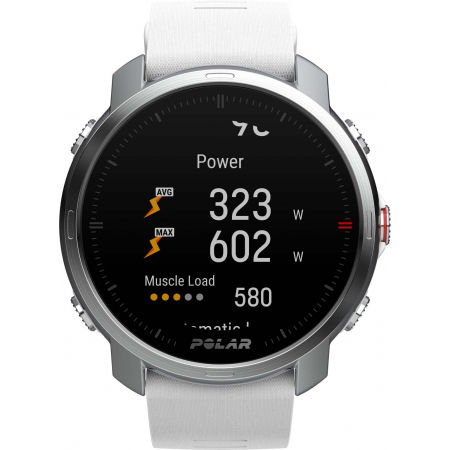 Multisportovní hodinky s GPS a záznamem tepové frekvence - POLAR GRIT X - 6