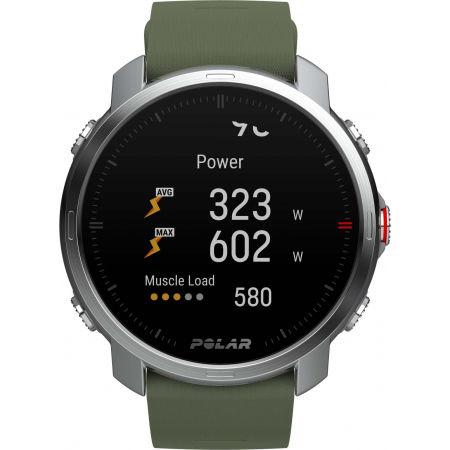 Multišportové hodinky s GPS a záznamom srdcovej frekvencie - POLAR GRIT X - 4