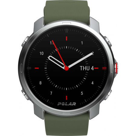 Multišportové hodinky s GPS a záznamom srdcovej frekvencie - POLAR GRIT X - 5
