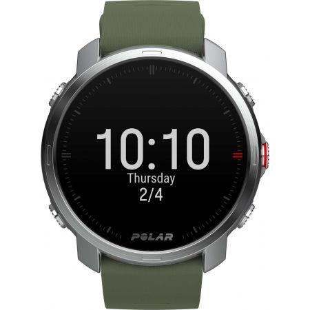 Multišportové hodinky s GPS a záznamom srdcovej frekvencie - POLAR GRIT X - 6