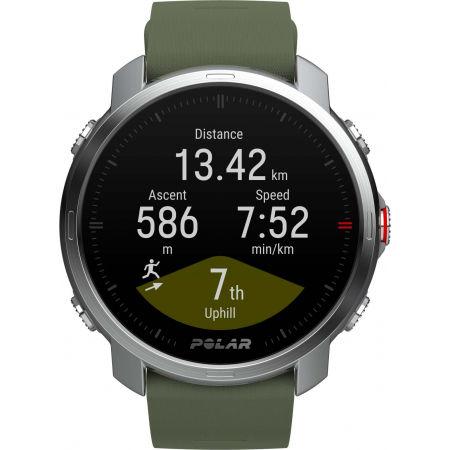 Multišportové hodinky s GPS a záznamom srdcovej frekvencie - POLAR GRIT X - 7