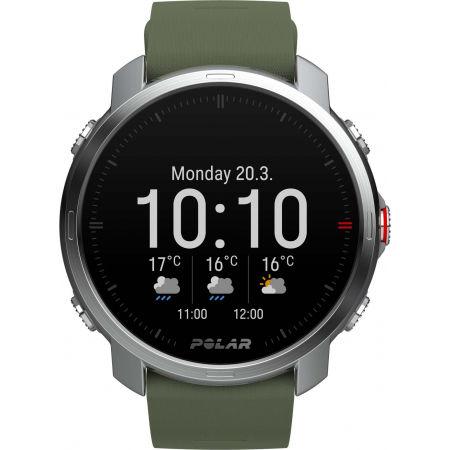Multišportové hodinky s GPS a záznamom srdcovej frekvencie - POLAR GRIT X - 8