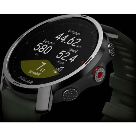 Multišportové hodinky s GPS a záznamom srdcovej frekvencie - POLAR GRIT X - 11