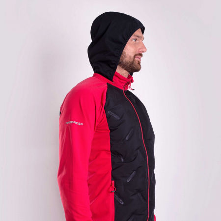 Men's hybrid jacket - Progress KAMET - 8