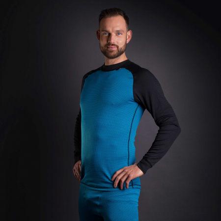 Мъжка функционална блуза - Progress MICROSENSE LS-M - 4