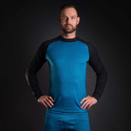 Мъжка функционална блуза - Progress MICROSENSE LS-M - 3