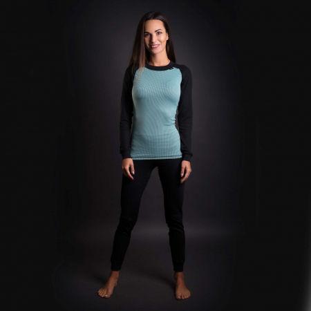 Дамска функционална блуза - Progress MICROSENSE LS-L - 4
