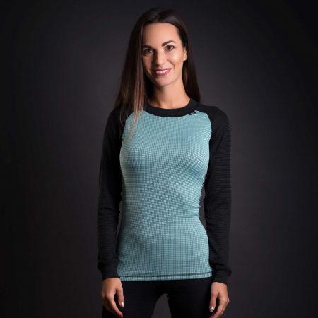 Дамска функционална блуза - Progress MICROSENSE LS-L - 3