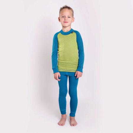 Boys' functional T-shirt - Progress MICROSENSE LS - 3