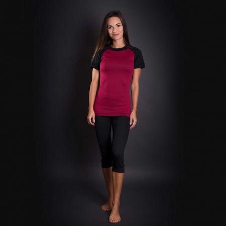 Women's functional 3/4 pants - Progress MICROSENSE 3Q-L - 3
