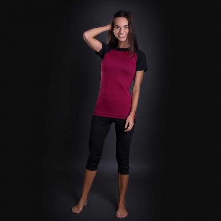 Women's functional 3/4 pants - Progress MICROSENSE 3Q-L - 4