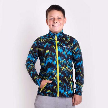 Boys' sports sweatshirt - Progress EFFECTO BOY - 3