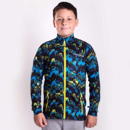 Boys' sports sweatshirt - Progress EFFECTO BOY - 4