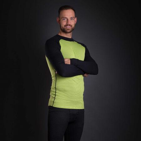 Men's functional T-shirt - Progress MICROSENSE LS-M - 4