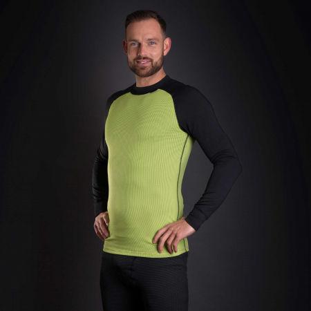 Men's functional T-shirt - Progress MICROSENSE LS-M - 3