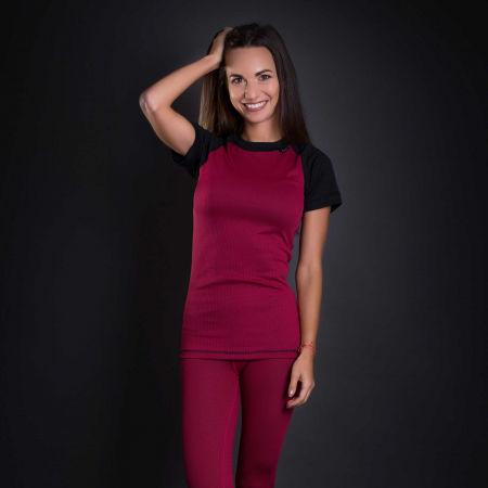 Women's functional T-shirt - Progress MICROSENSE SS-L - 5