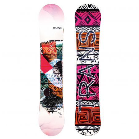 TRANS CU VARIOROCKER - Dámský snowboard