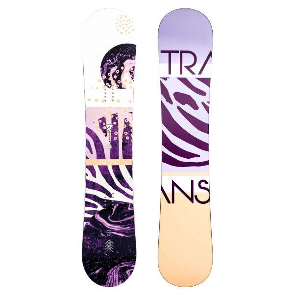 TRANS FE FULLROCKER  150 - Dámský snowboard