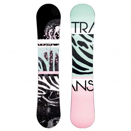 TRANS FE CAMBER - Dámský snowboard