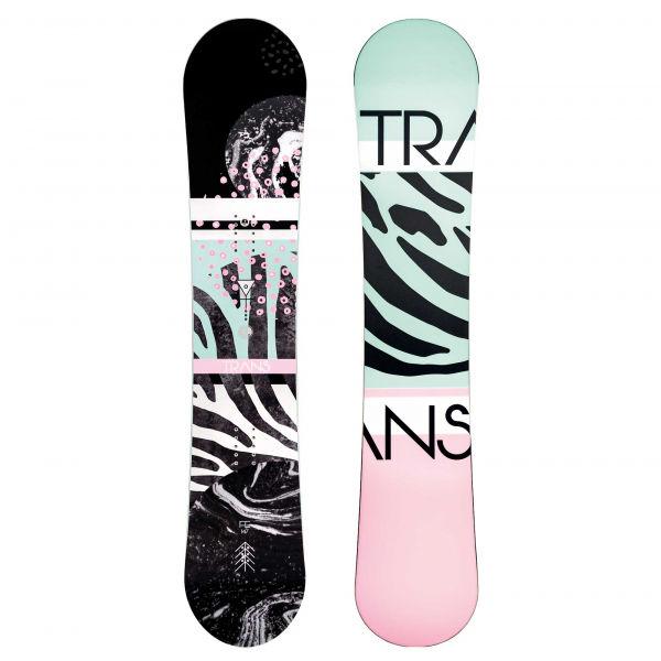 TRANS FE CAMBER  152 - Dámský snowboard