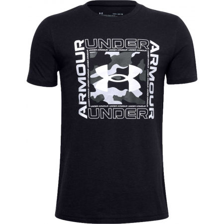 Under Armour LIVE RIVAL INSPIRED SS - Boys' T-shirt