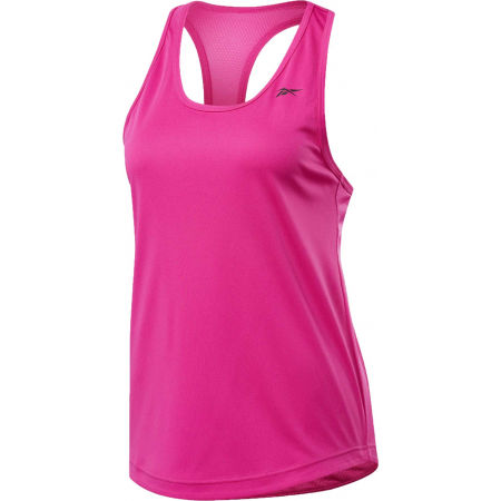 Women's tank top - Reebok US PERFORM MESH TANK - 1