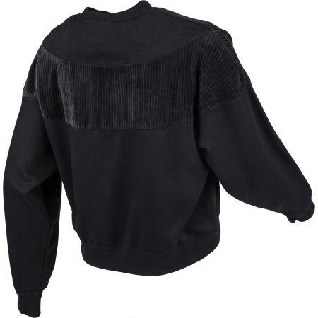 Women's sweatshirt - Nike NSW HRTG CREW VELOUR W - 3