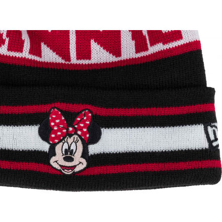 Girls' winter beanie - New Era KIDS DISNEY MINNIE MOUSE - 3