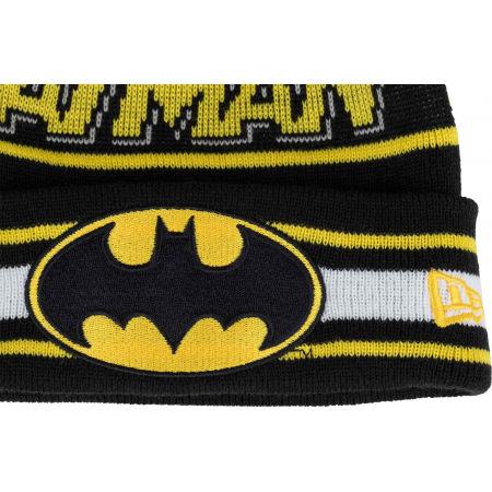 Kids' winter hat - New Era KIDS DC BATMAN - 3