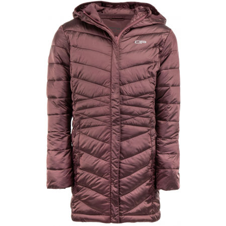 ALPINE PRO EASO 3 - Children's quilted jacket