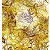 Dámský multifunkční šátek - Suspect Animal GOLD - 2