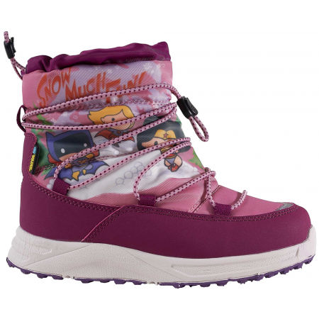 Dětská zimní obuv - Warner Bros CHILLIN - 3
