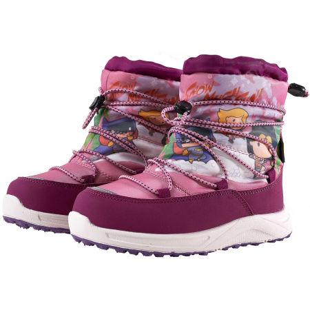 Dětská zimní obuv - Warner Bros CHILLIN - 2