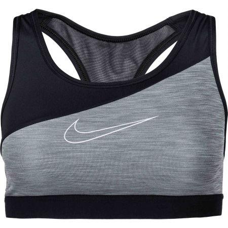 Nike SWOOSH BAND MTLC LOGO BRA