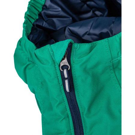 Chlapecká lyžařská bunda - Columbia B TIMBER TURNER JACKET - 4