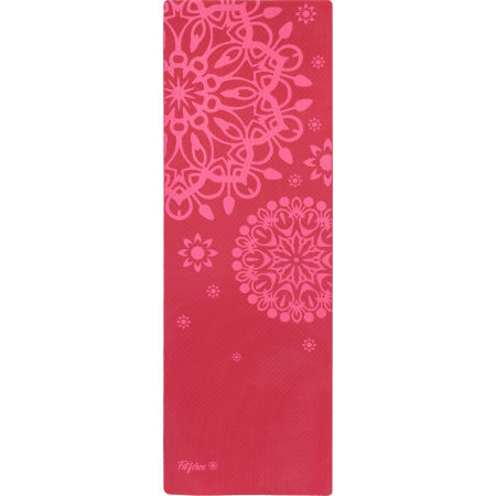 Fitforce YOGA MAT ECO U20B PRP - Йога постелка