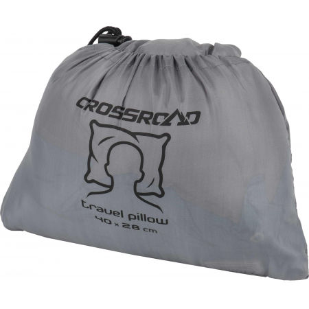 Sbalitelný cestovní polštářek - Crossroad TRAVEL PILLOW - 3