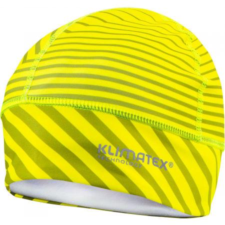 Klimatex MACHAR - Zimní běžecká čepice