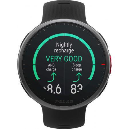 Multisportovní hodinky s GPS a záznamem tepové frekvence - POLAR VANTAGE V2 - 7