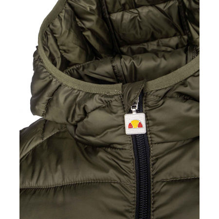 Men's quilted jacket - ELLESSE LOMBARDY PADDED JACKET - 4